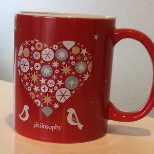 Philosophy Mug NEW